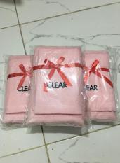 Set 2 khăn tắm hồng