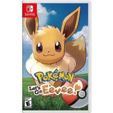 Game Nintendo Switch Pokemon: Let's Go, Eevee!