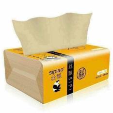 Thùng 27 bịch giấy ăn gấu trúc SIPIAO 1 bịch 300 tờ