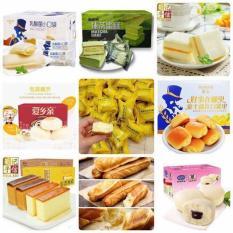 Box 2kg tất tần tật trọn bộ bánh tươi Đài Loan