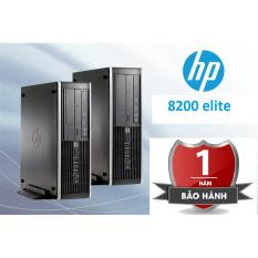 Máy tính đồng bộ HP Elite 8200 SFF ( CPU G620 / 4G / 500G ) Tặng USB Wifi ,Bàn di chuột – Hàng Nhập Khẩu