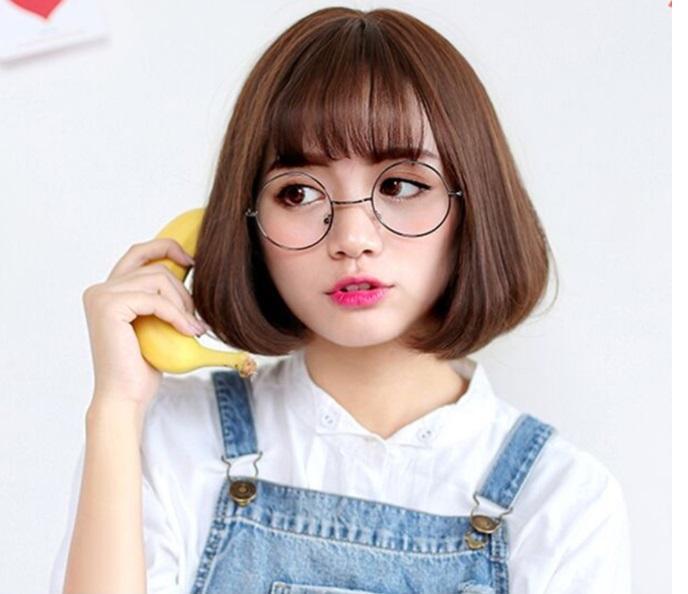 Tóc Giả nữ Cao Cấp Hàn Quốc s1001 (Tặng 1 lưới trùm tóc)