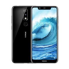 Nokia X5 64GB Ram 4GB (Đen) – Hàng nhập khẩu