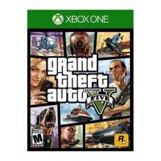 Đĩa game Grand Theft Auto V (Xbox One)
