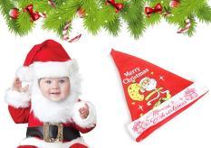 Nón Ông Già Noel cho bé Kmdeal