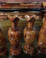 Lục bình gỗ