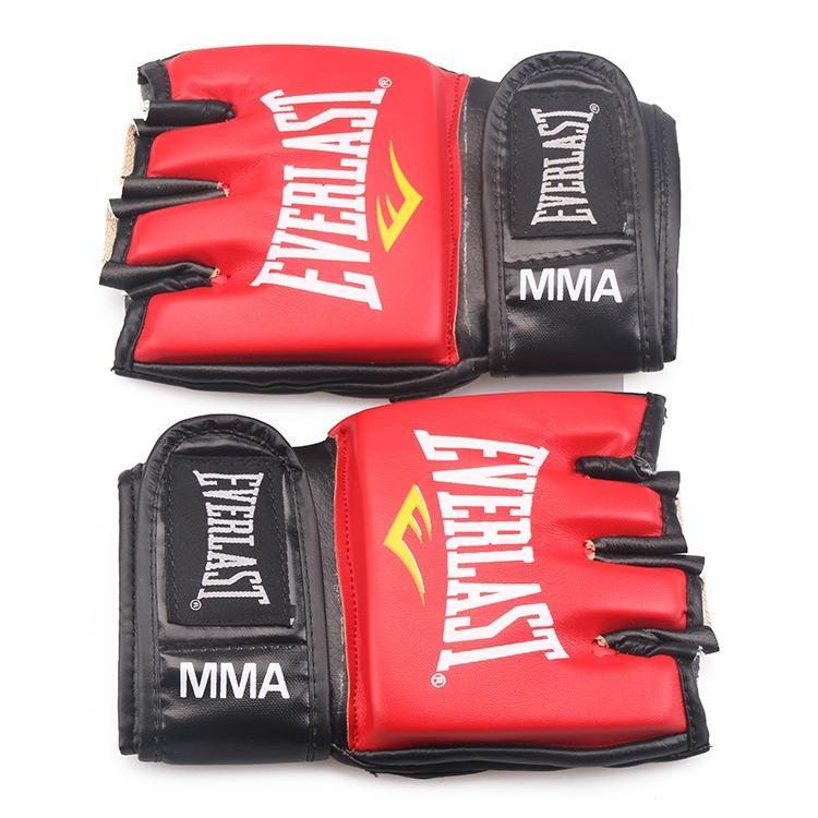 Găng Tay MMA Tập Thể Thao Tập Muay Thái, Boxing Thoải Mái