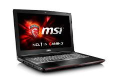Laptop gaming MSI GE72 6QC (Core i7-6700HQ, RAM 8GB, HDD 1TB, NVIDIA GeForce GTX960M, 17.3 inch Full HD )