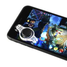 Moblie Joystick Siêu Dính 2019 (Trắng) – Cải Tiến Từ Joystick Fling Mini – Nút Bấm Chơi Game Dành Cho Game Thủ Mobile