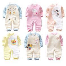 Body trần bông 3 lớp Hàng cao cấp xuất Nhật (Body ủ ấm cho bé Trai bé Gái) Sleepsuit- bodysuit Áo liền quần cho bé mặc mùa đông