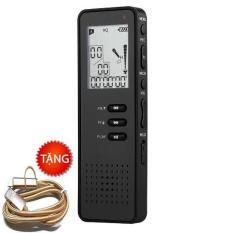 Máy ghi âm Cao Cấp T30 tặng dây sạc điện thoại đa năng