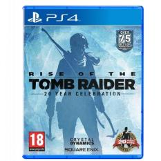 Game Rise of The Tomb Raider 20 Year Celebration PS4
