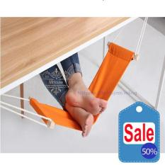 Office Foot Rest Stand Desk Feet Hammock Relief Pain and Fatigue