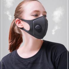 Khẩu trang lọc khói bụi có VAN THỞ PITTA MASK