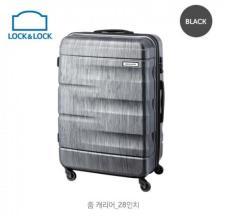 Vali kéo có khóa số du lịch Lock&Lock Travel Zone LTZ920BTSA 20inch