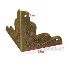 bộ 4 Nẹp Cạnh Hộp 04 Hoa Văn Cổ Điển – KT:2.5cm