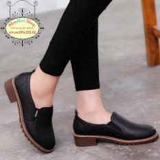 giày lười nữ phong cách Hàn Quốc G3