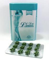Thuốc giảm cân thảo dược Lida', hàng Thái Lan