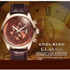 Đồng hồ nam Curren dây da CR8137