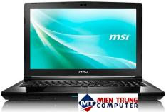 Laptop MSI GAMINGCX62 6QD-257XVN , CPU Skylake mới