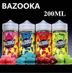 Tinh dầu vape Bazooka Ice 200ml