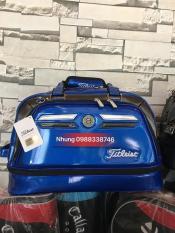 Túi đựng đồ golf da bóng núm đồng