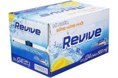 Nước uống isotonic revive 500ml x 24 chai
