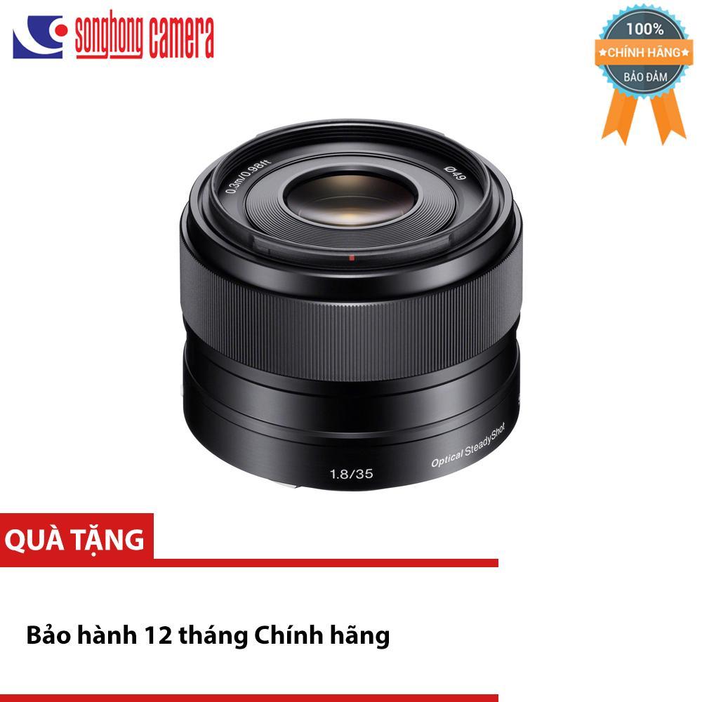 Ống kính Sony 35mm F1.8 SEL38F18 – HÀNG CHÍNH HÃNG
