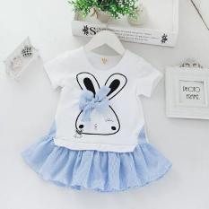 Váy thỏ đáng yêu cho bé gái