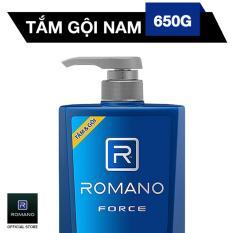 Tắm Gội 2 Trong 1 Romano Force 650g