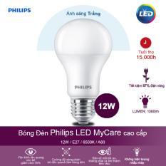 Bóng đèn Philips LED MyCare 12W 6500K E27 A60 – Ánh sáng trắng