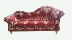 Sofa đơn 205 x 80 đỏ