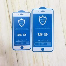 Kính cường lực 15D (Tặng nút HOME) Iphone 6, 6s, 7, 7Plus, 8, 8Plus, X, XS, XS MAX
