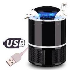 Đèn bắt muỗi, máy đuổi côn trùng hình trụ đầu cắm USB