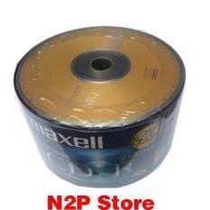 Giá Tốt Đĩa trắng CD Maxell (Lốc 50c) Tại N2P Store