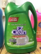 Nước rửa chén EZ Clean Trà Xanh Biển 4kg