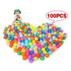 Bộ 100 banh ( bóng ) nhựa Việt Nam nhiều màu cho bé yêu vui chơi- Kích thước 5cm