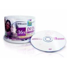 BỘ 100 ĐĨA TRẮNG DVD MINGSHENG BOX 4.7