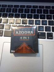 Bao cao su tổng hợp gân, gai, mỏng, kéo dài thời gian quan hệ Azodra 3 bao