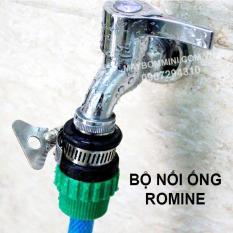 Bộ nối nhanh ống nước vòi Romine 12mm