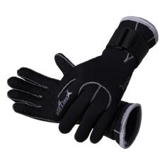 Găng tay lặn biển 3mm, SIZE 2in1, chống trượt, giữ ấm SPORTY