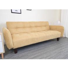 Sofa giường BNS 1802 (Vàng)