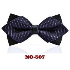 Nơ đeo cổ áo Nam thời trang tạo điểm nhấn cho Sơ mi và Vest Nam NO-50 {Phụ Kiện Áo Vest Nam V-Smile VietNam}
