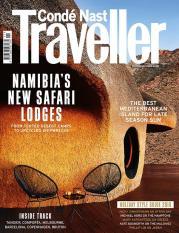 Tạp chí Condé Nast Traveller – November 2018