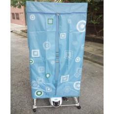 Tủ sấy máy sấy quần áo điều khiển Pana khung inox Bảo hành 12 tháng