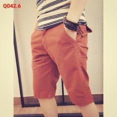 Quần shorts kaki nam,quần kaki nam thời trang
