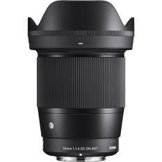 Ống kính SIGMA 16MM F1.4 DC DN for Sony hàng chính hãng