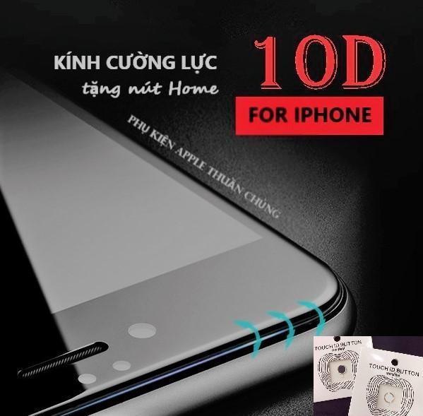 Mua Kính cường lực 10D full màn hình Iphone 6,6s,7,8,x,6p,6sp,7p,8p,X ( vui lòng chọn đúng dòng điện thoại + màu trong mục Lựa Chọn) ở đâu tốt?