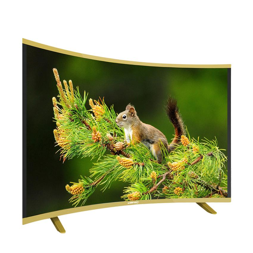 Smart TV Asanzo màn hình cong 50inch Full HD – Model AS50CS6000 (Đen)