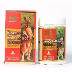 Viên Tăng Cường Sinh Lý Nam Red Kangaroo Costar 20800 (100 Viên)